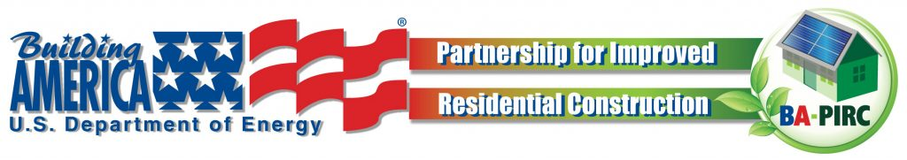 Building America Partnership for Improved Residential Construction logo