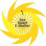 SunSmart E-Shelter logo