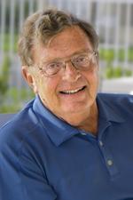 Portrait of Mr Lentz