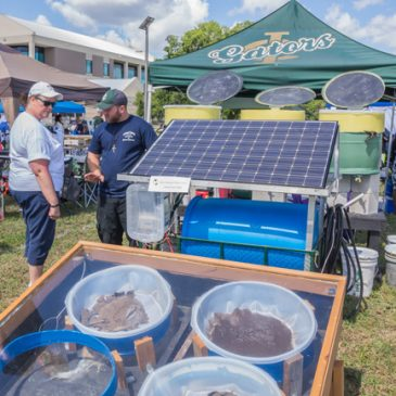 Energy Innovations project on display at EnergyWhiz picture