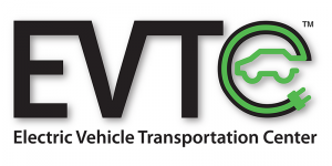 Electric Vehicle Transportation Center logo