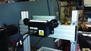 Portable, non-contact sensor equipment