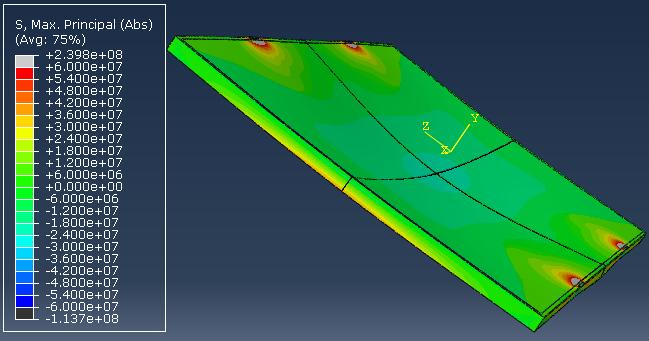 Isometric view of module design