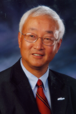 Portrait of Mr Hsu