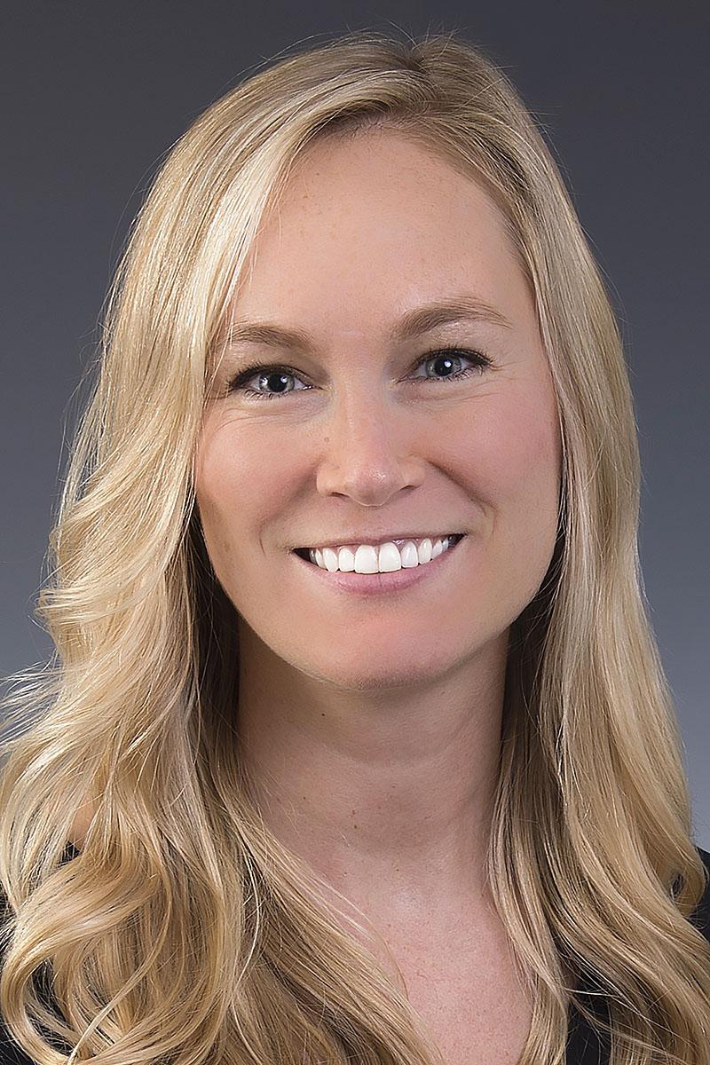 Portrait of Jill Dvareckas