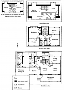 Cypress Breeze Floor Plans