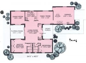 sea breeze floorplan