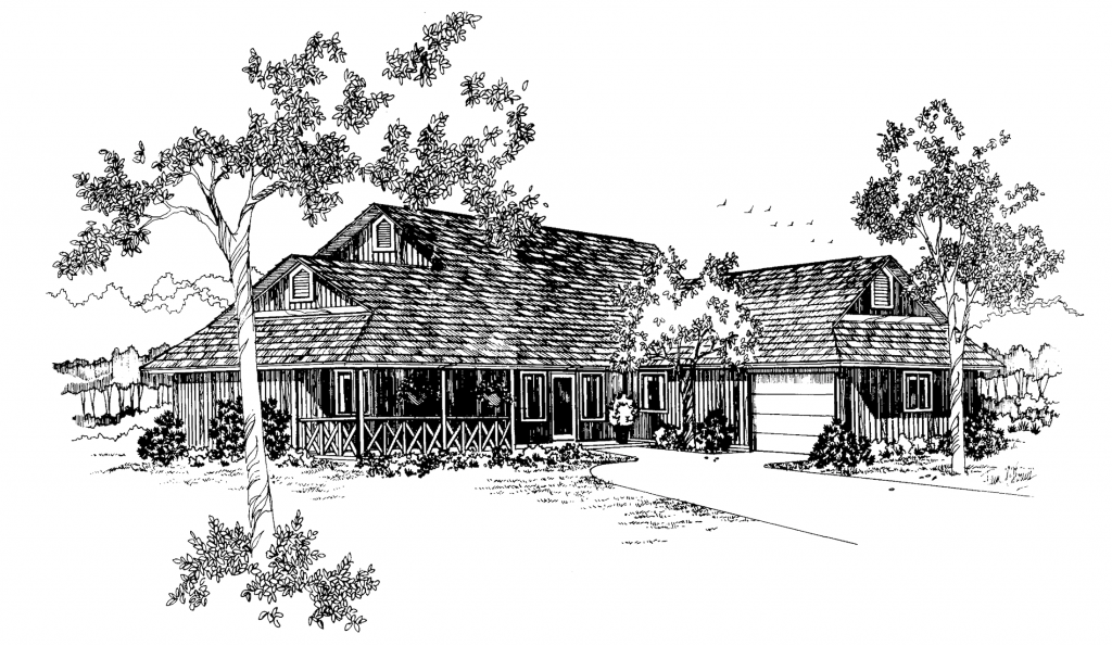 Photo of Shady Haven building plans