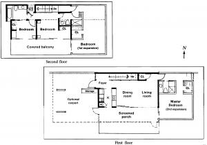 Solar Essence floor plans