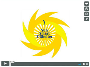 SunSmart E-Shelter video