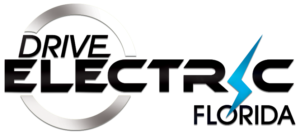 Drive Electric Florida logo