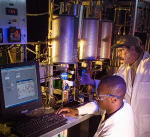 hydrogen research