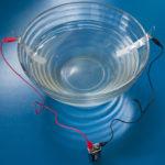 Electrolysis setup