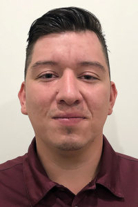 Portrait of Alex Pena, Proctor Engineering, CA