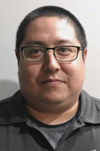 Portrait of Rafael Pineda, Proctor Engineering, CA